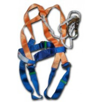 Full Body Harness Besafe Sorb Absorber Double Lanyard