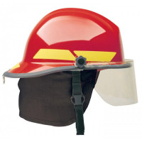 Helm Pemadam Kebakaran (Fireman Safety Helmet)